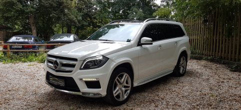 Mercedes GL350 CDI 4Matic AMG