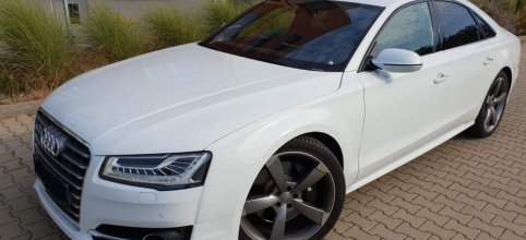 AUDI A8/S8 4.2 TDI 450KM *Design Selection*