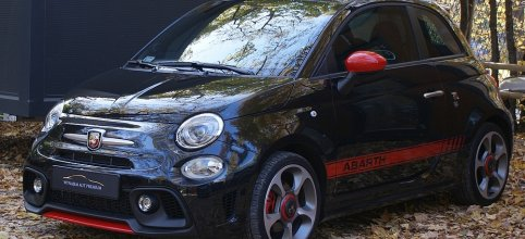Fiat 500 Abarth 595 Elaborabile