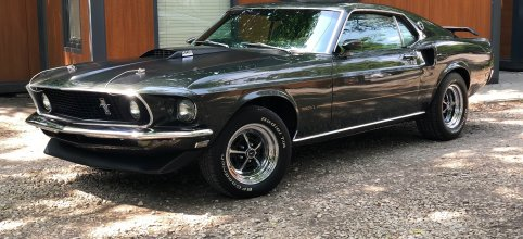 Ford Mustang Mach1 1969