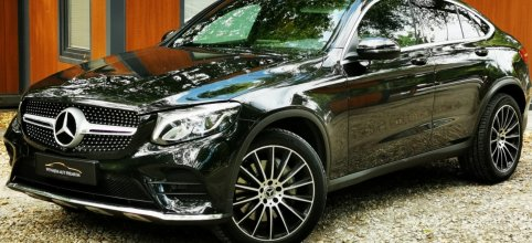 Mercedes GLC 220d Coupe AMG