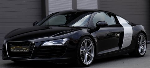 Audi R8 Coupe 4.2 V8 R-tronic